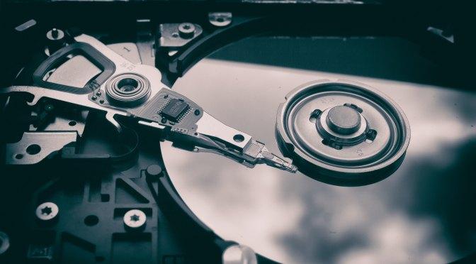 Backup Data to External Drives