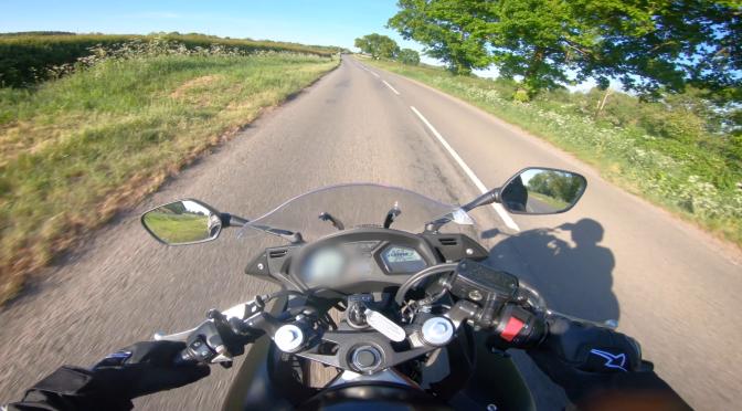 Nuneaton Motorbike Ride